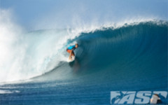 Championship Surfing at Bonzer Shack