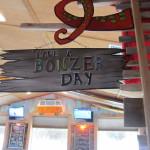 bonzer shack gallery sign
